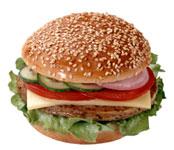 Spis sunn fast-food