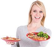 Ņ spise riktig –  gjør deg supersmart!
