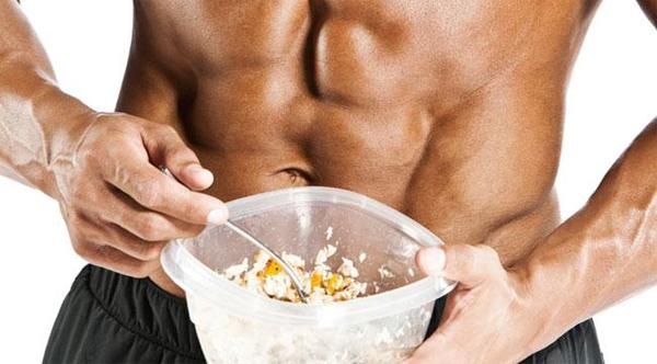 Riktig kosthold veien til muskeloppbygging!