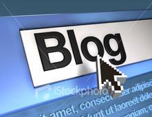 Sett opp din egen blogg!
