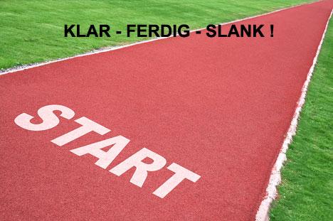 KLAR – FERDIG – SLANK !