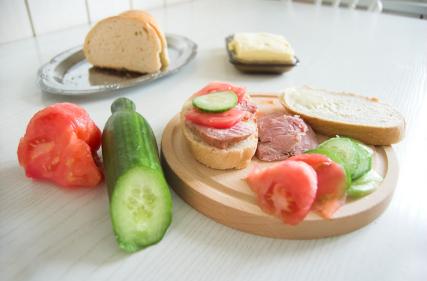 Den sunne og fristende matpakken