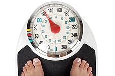 Jeg går ikke ned mer i vekt – hva skjer?