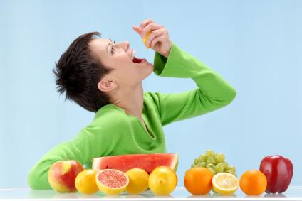 Spis deg ned i vekt