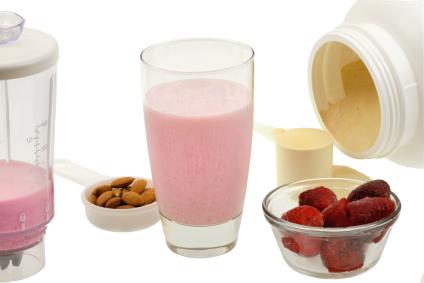 Studie om høyt proteininntak på diett