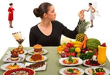 Hvorfor unngår vi sunn kost?