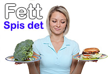Alle trenger fett, men hvor mye?